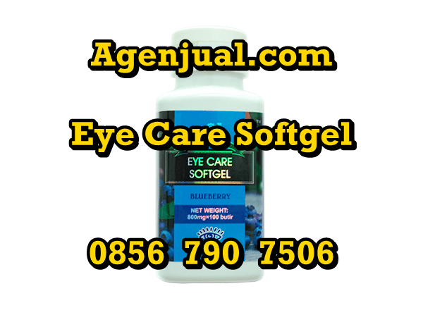 Agen Eye Care Softgel Maluku | 0856-790-7506