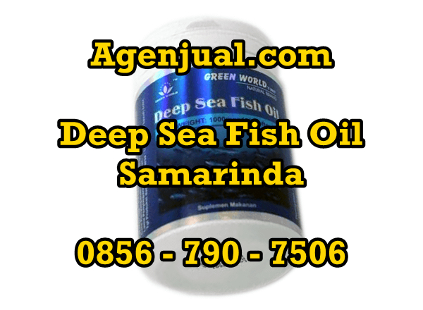 Agen Deep Sea Fish Oil Samarinda | 0856-790-7506