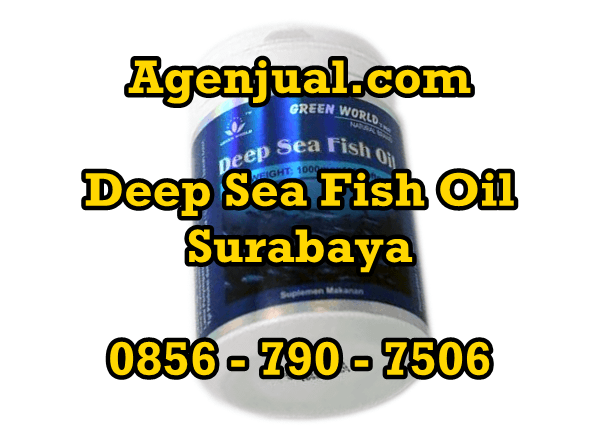 Agen Deep Sea Fish Oil Surabaya | 0856-790-7506