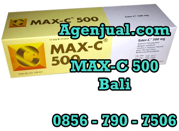 Agen MAX-C 500 Bali | 0856-790-7506