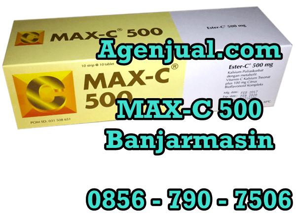 Agen MAX-C 500 Banjarmasin | 0856-790-7506
