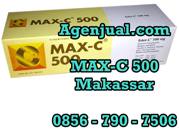 Agen MAX-C 500 Makassar | 0856-790-7506