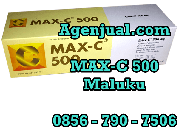 Agen MAX-C 500 Maluku | 0856-790-7506