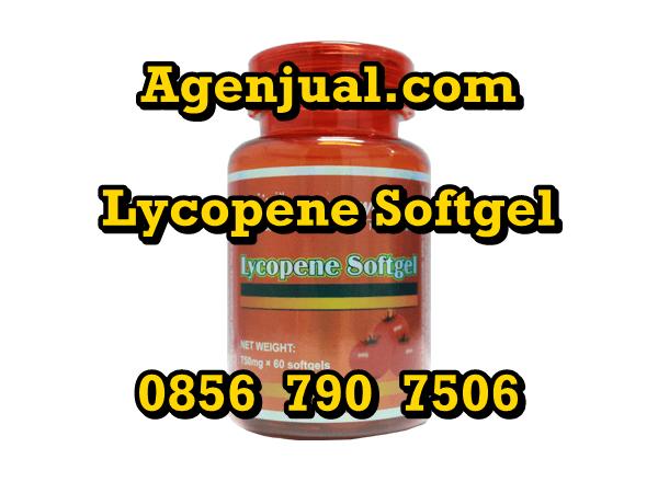 Agen Lycopene Softgel Purwokerto   0856-790-7506